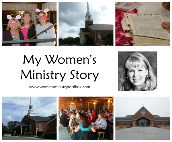 My Women's Ministry Story