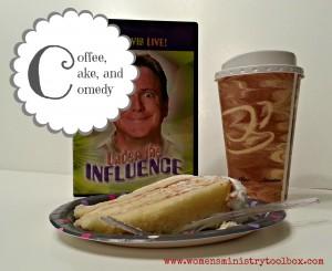 Fellowship Idea: Coffee, Cake, and Comedy Night