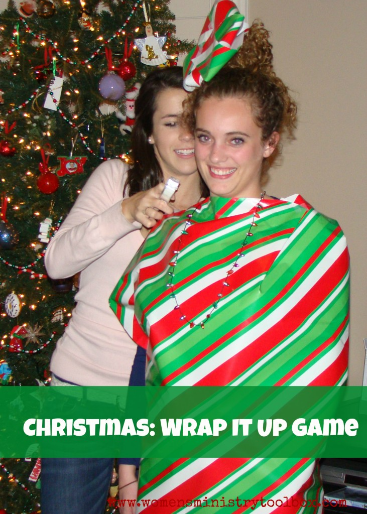 wrap it up game