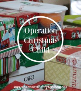 Operation Christmas Child (OCC)