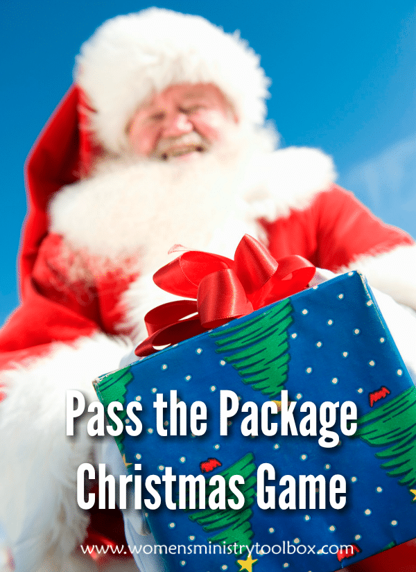 pass-the-package-christmas-game