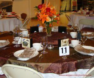 Table Decor Ideas Part 2