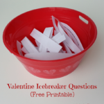 Valentine Icebreaker Questions