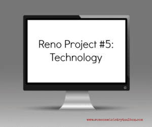 Reno Project #5: Technology