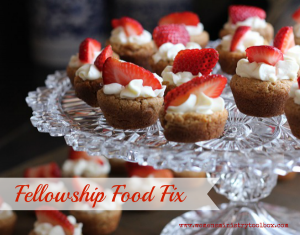 Fellowship Food Fix