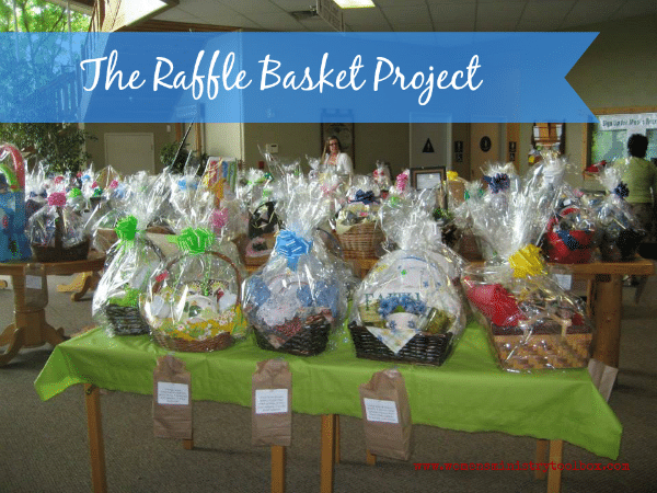 The Raffle Basket Project