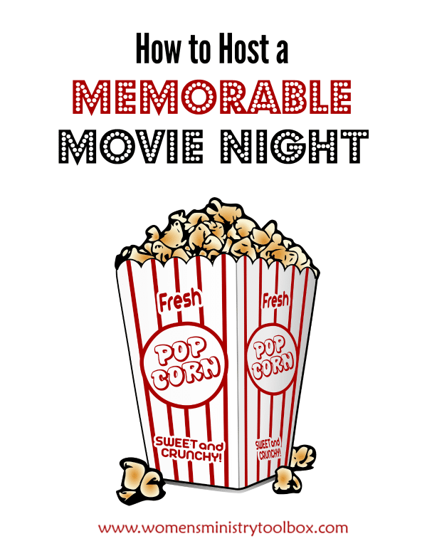 How to Host a Memorable Movie Night