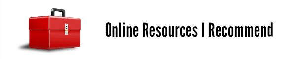 Online Resources I Recommend