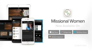 A New Women's Ministry Resource: Missional Women App
