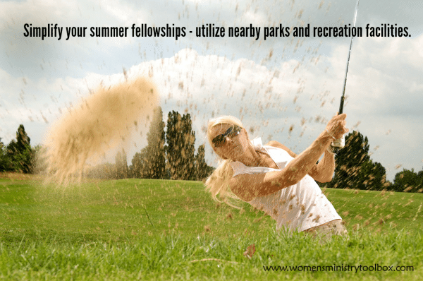 Simplify your summer fellowships