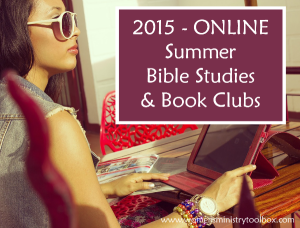 2015 Online Summer Bible Studies and Book Clubs