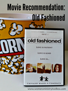 Movie Recommendation: Old Fashioned