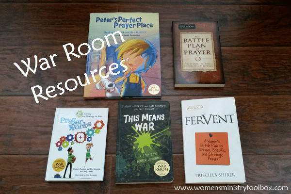 War Room Resources