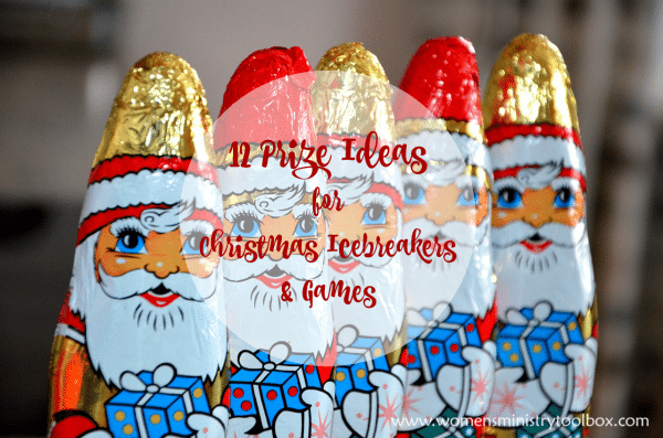 12 Prize Ideas for Christmas Icebreakers & Games