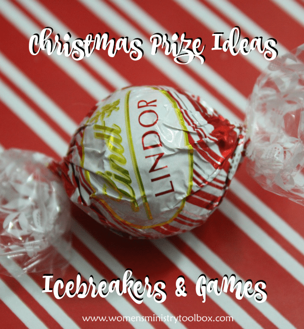 Christmas Prize Ideas for Icebreakers & Games