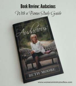 Book Review: Audacious (with a Bonus Study Guide)