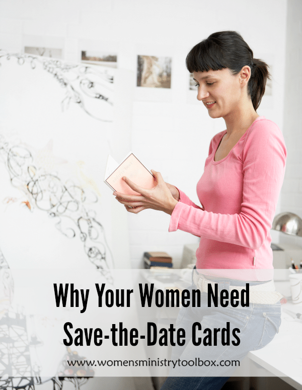 Why Your Women Need Save the Date Cards