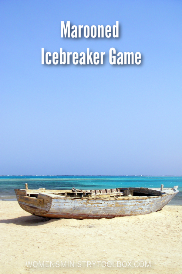 This fun icebreaker came is great for large and small groups. Detailed instructions included.