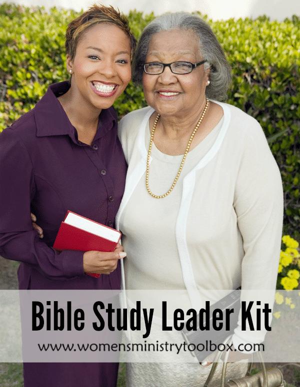 Bible Study Leader Kit