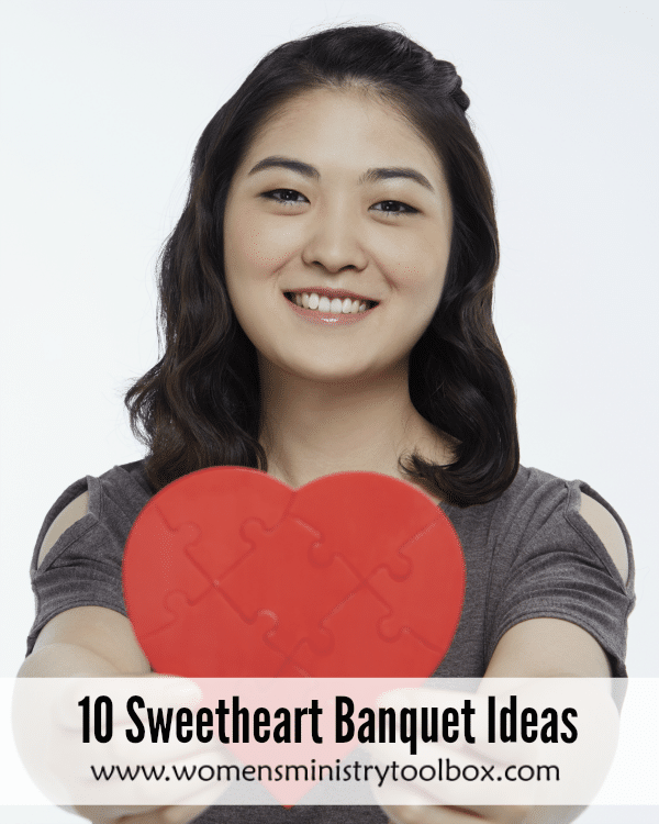 10 Sweetheart Banquet Ideas