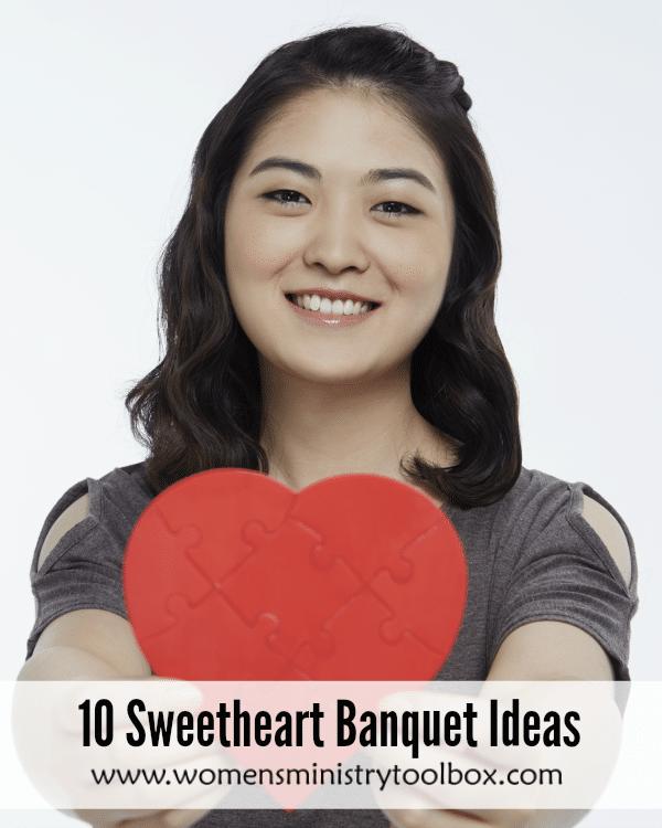 10 Sweetheart Banquet Ideas