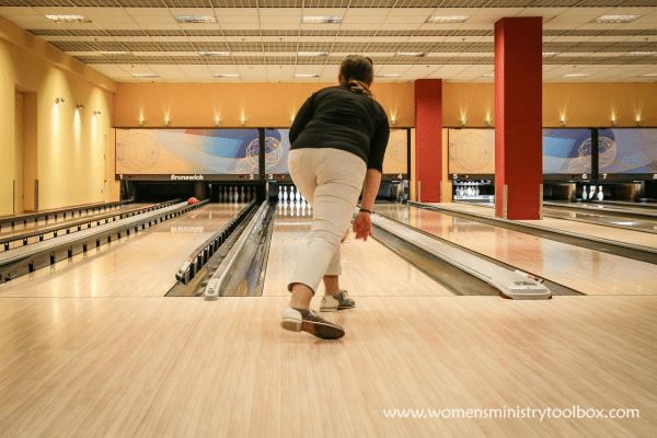 Bowling - 1 of 150 Ladies Night Out Ideas