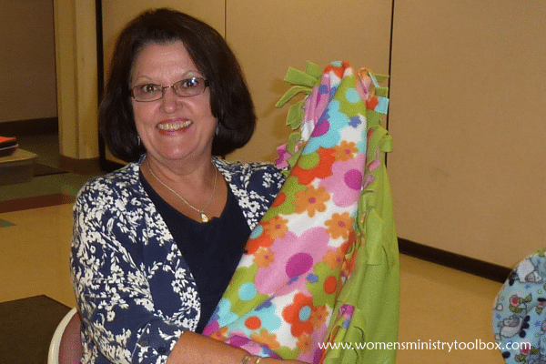 No-sew Fleece Blankets - 1 of 150 Ladies Night Out Ideas