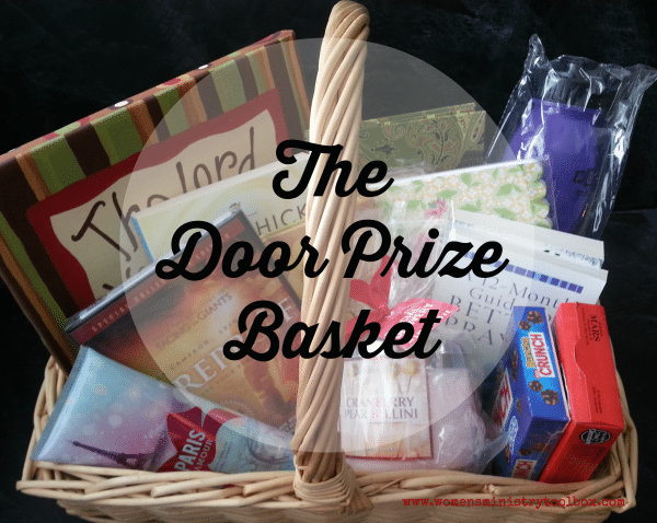 The Door Prize Basket - Make certain everyone gets a gift they want!