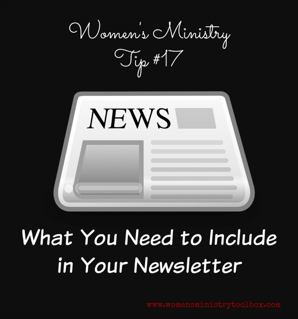 tip 17 newsletter