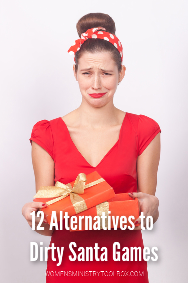 Check out these great alternatives to dirty Santa games.