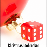 Icebreaker: Christmas Roll & Poll (Free Printable)
