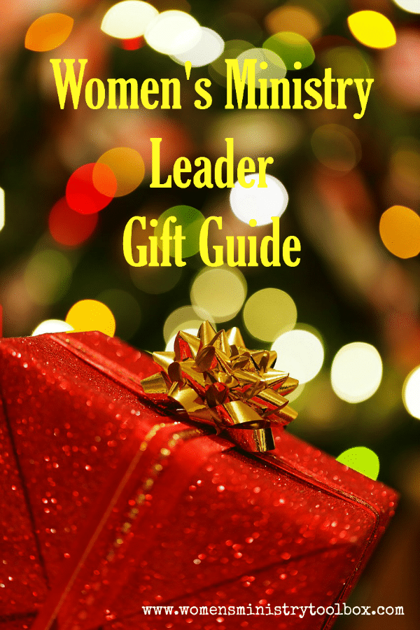 Women's Ministry Leader Gift Guide - Great gift ideas for Women's Ministry Leaders, Sunday school teachers, and Bible study leaders.