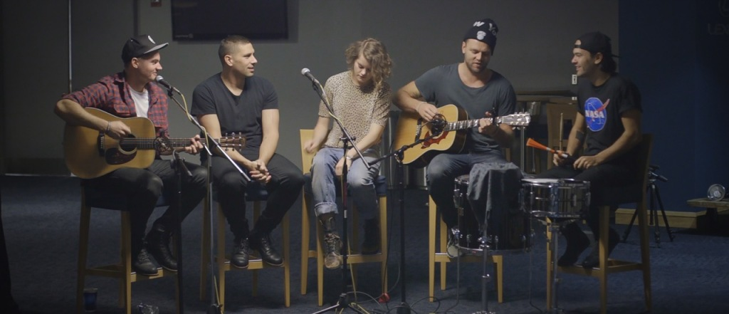 photo of Hillsong UNITED