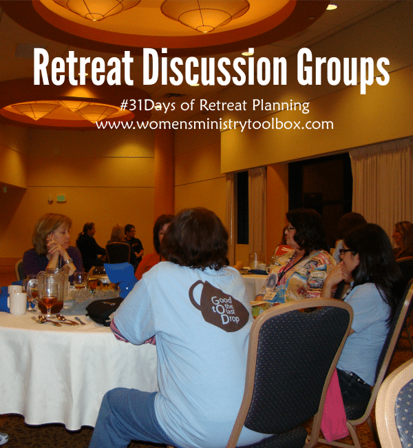 Retreat Discussion Groups