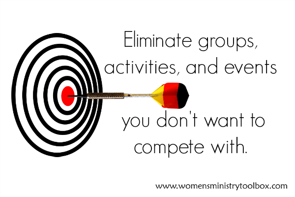 Eliminate the competition.