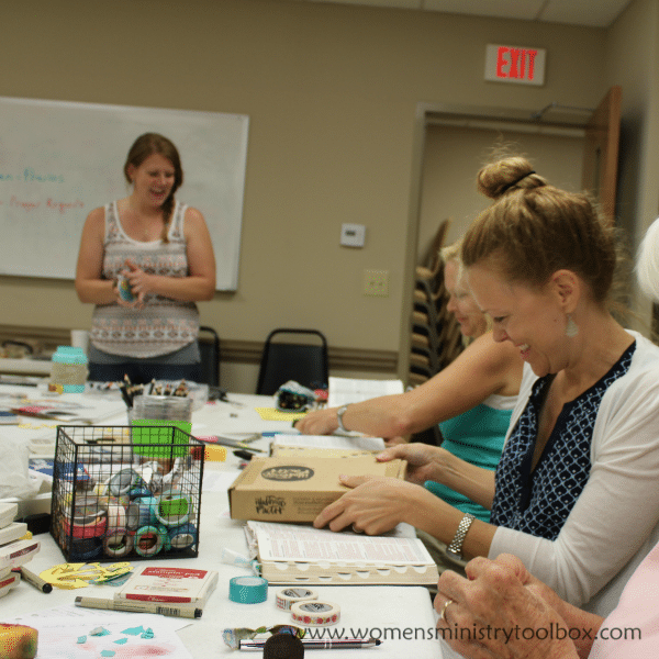 Bible Journaling Event