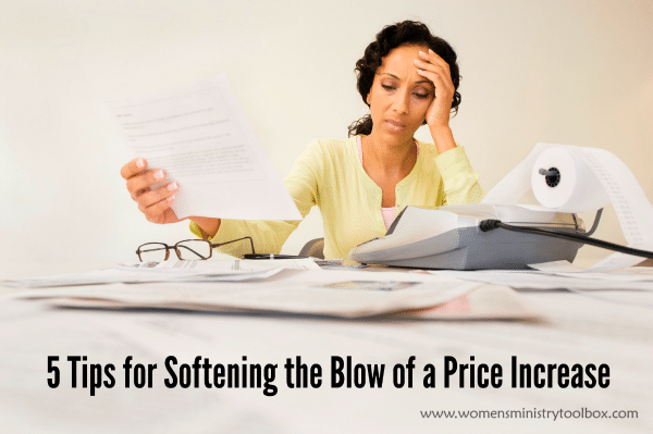 5 Tips for Softening the Blow of a Price Increase