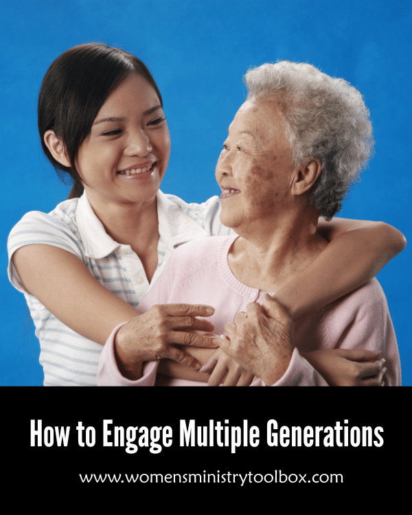How to Engage Multiple Generations
