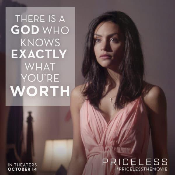 PRICELESS - worth