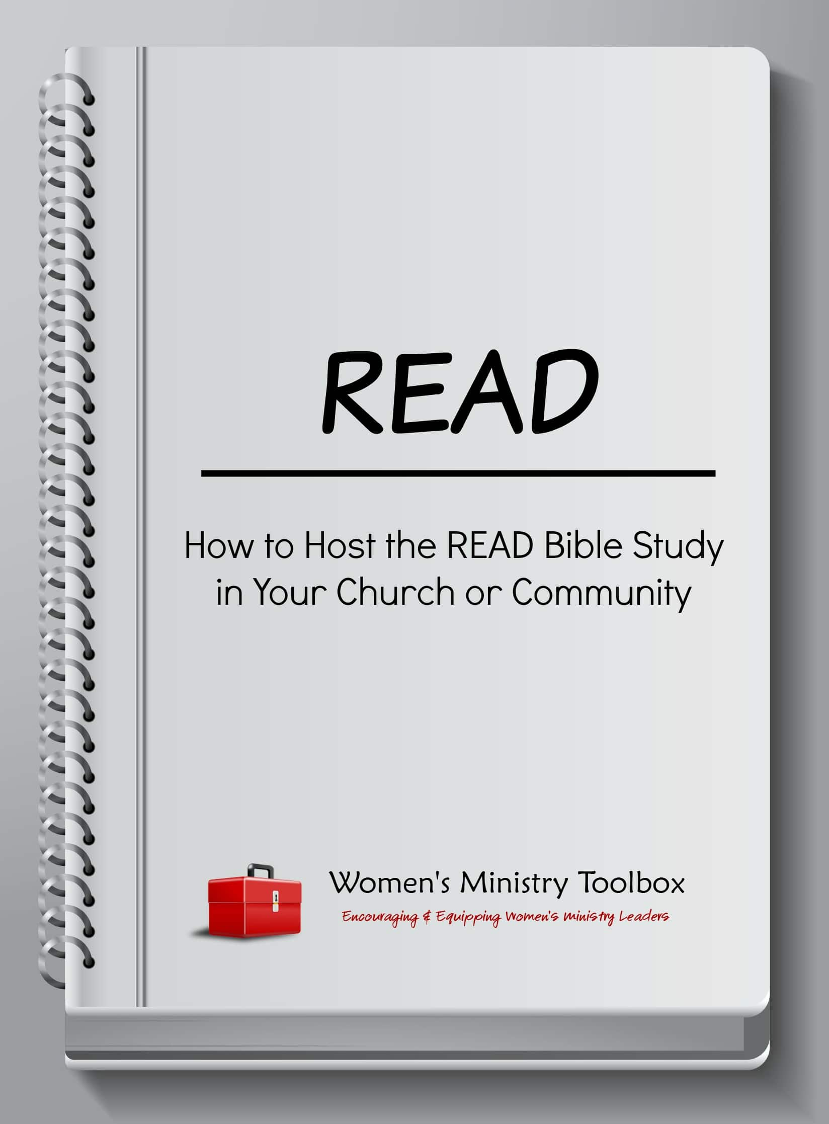 READ Bible Study for Groups - Women's Ministry Toolbox