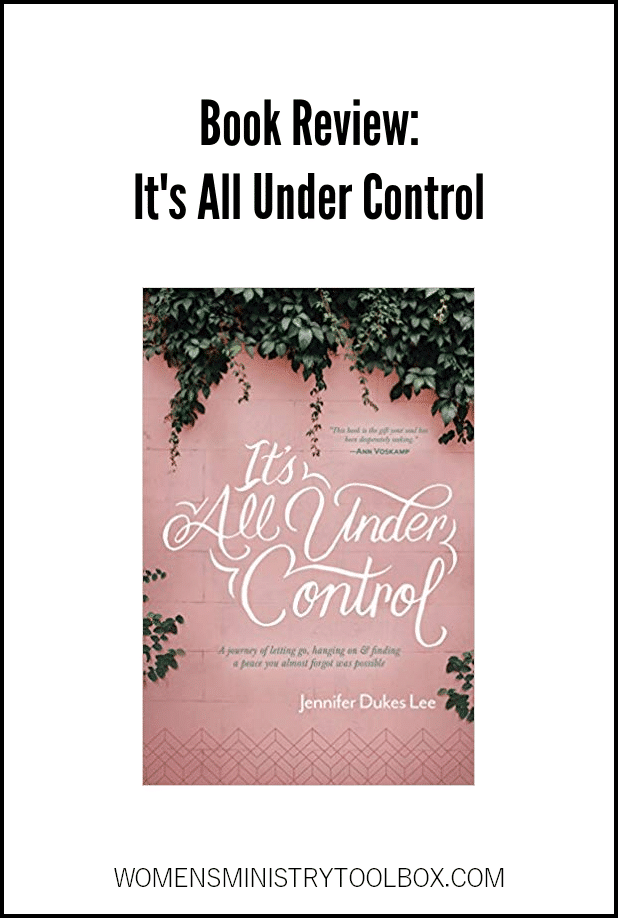 Book Review: It's All Under Control