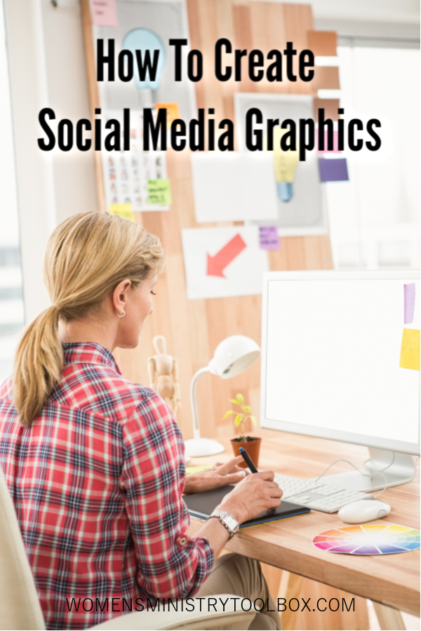 Wondering how to create social media graphics for your ministry? Check out these tips and tools!