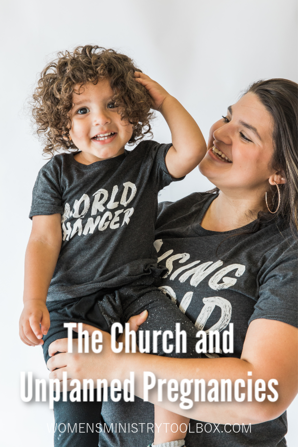 How can the church serve and love women who have an unplanned pregnancy? Amy Ford, founder of Embrace Grace, Inc., shares ideas and resources for supporting women with unplanned pregnancies.