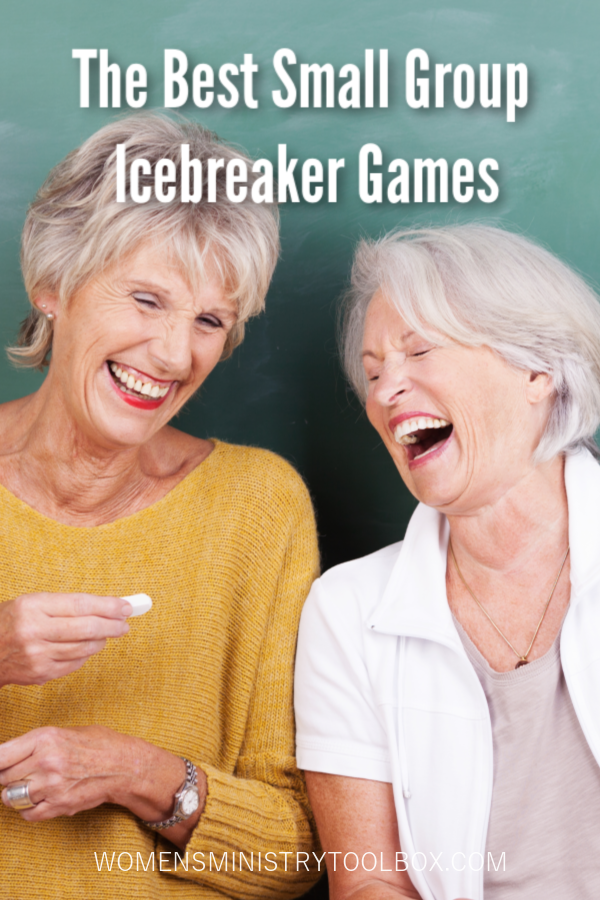 Are you looking for the best small group icebreaker games? Be sure to check out this list!