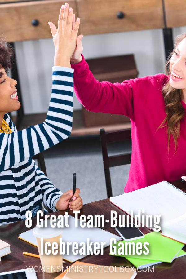Check out this list of great team-building icebreaker games. Provide points of connection, create a shared experience, and break down barriers.