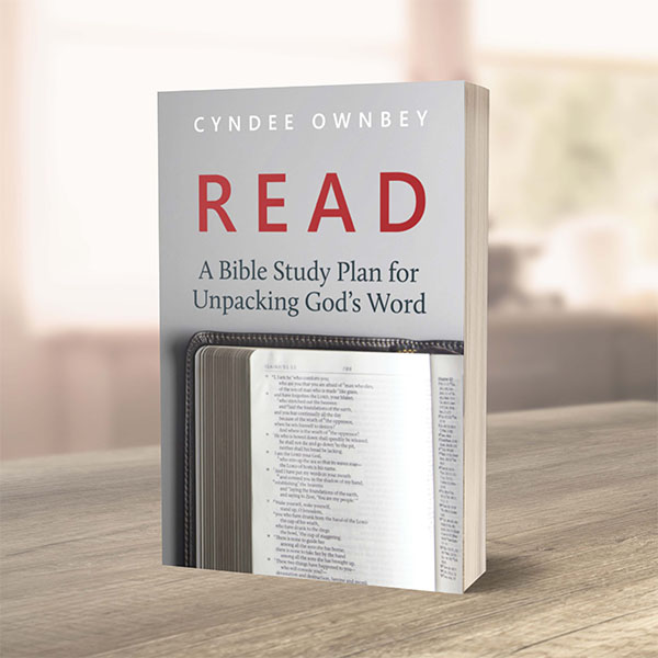 Cyndee Ownbey Read - A Bible Study Plan for Unpacking God's Word