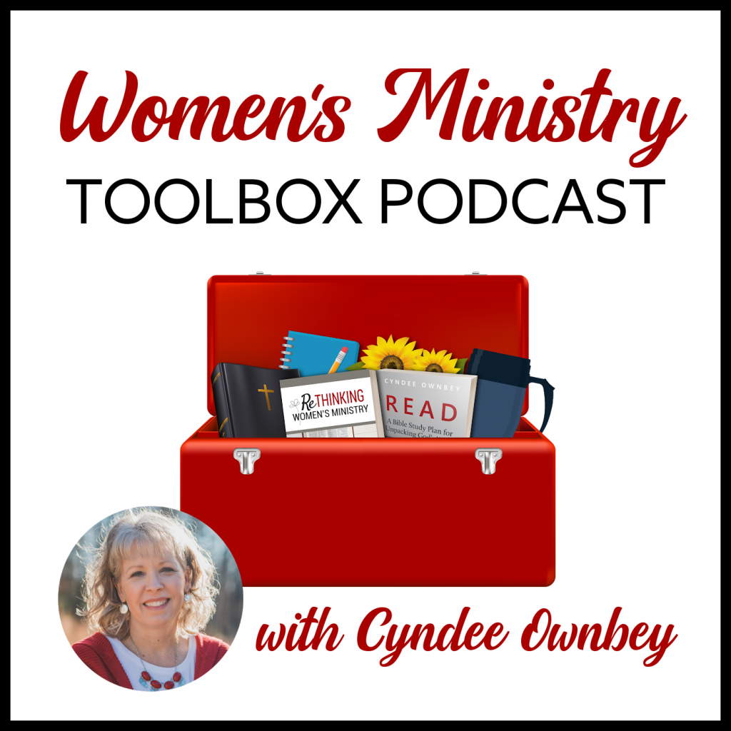 A podcast for women's ministry leaders.