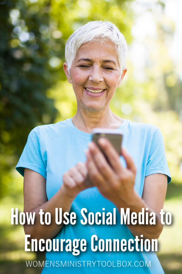 Tried-and-true tips for using social media to encourage connection between women's ministry meetings. If we are intentional, we will see those connections carry over into real-life relationships.
