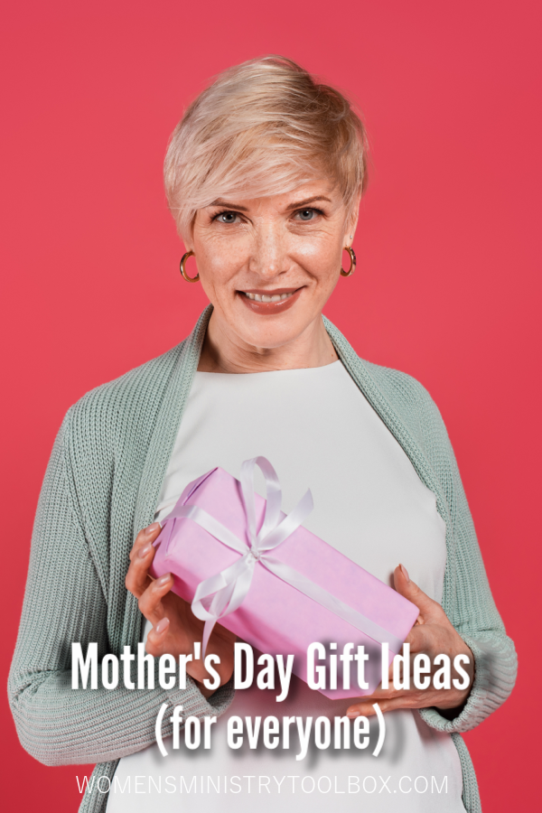 Need some help finding the perfect Mother's Day gift for every woman in your church? These Mother's Day gift ideas are beautiful and budget-friendly!
