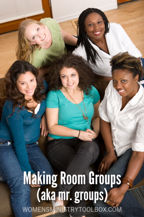 : Making Room Groups is a monthly multi-generational gathering that will encourage your women to grow in relationship with one another and with Christ. Discover how you can launch Making Room Groups in your church.